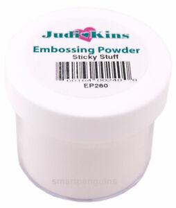 Juki-Kins-Embossing-Powder-Sticky-Stuff-Judikins-EP260