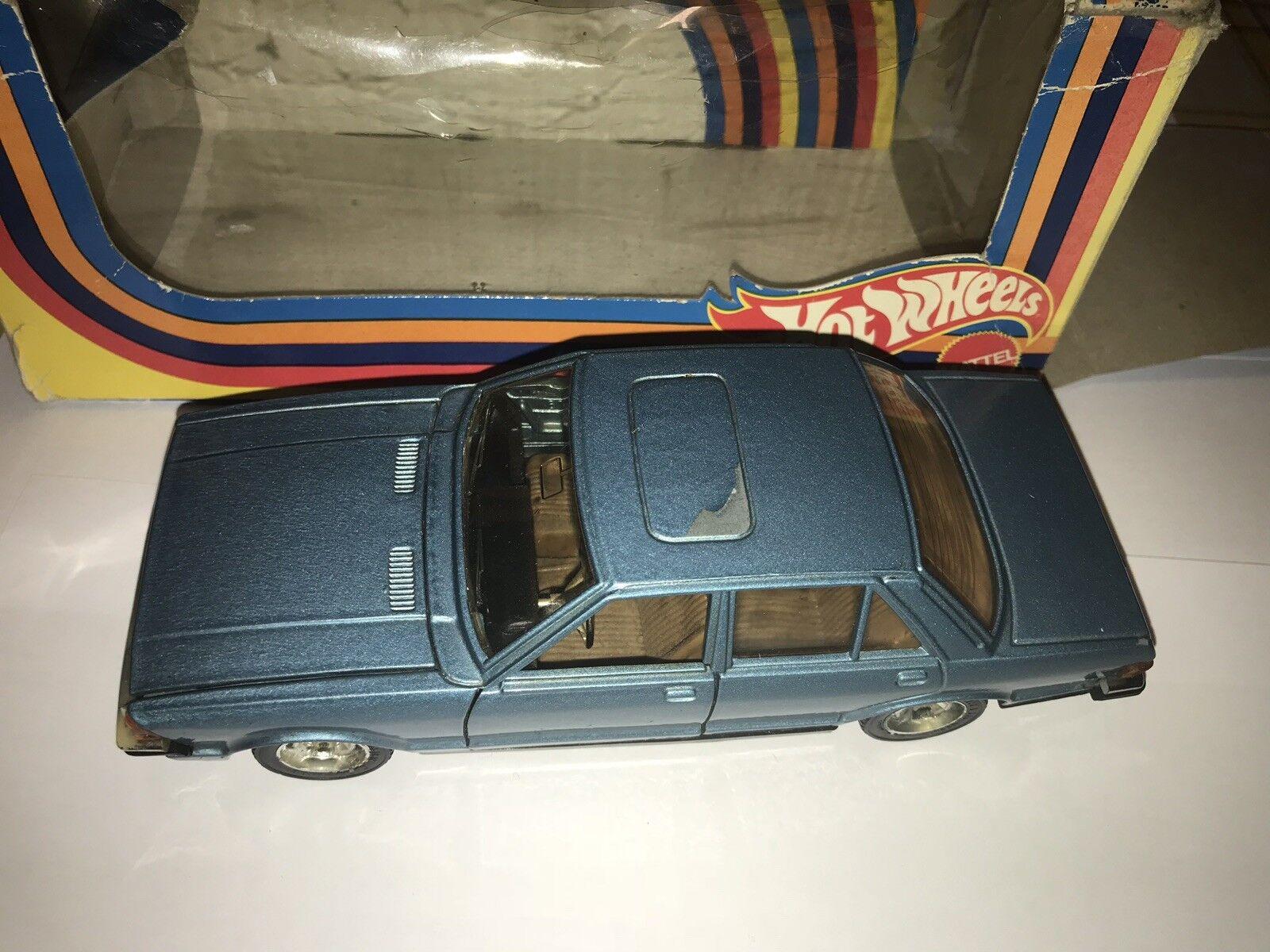 Ford Granada Hotwheels Mattel Mebetoys 1 25 6754