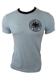 Das Bild wird geladen Adidas-Deutschland-DFB-T-Shirt-hellblau-Gr-XS 609e0c0a74