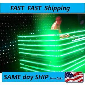 DJ Booth LED lighting kit ---- LED lighting KIT with remote HOT