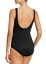 Miraclesuit-Womens-Black-Must-Have-Oceanus-Ruched-One-Piece-Swimsuit-Sz-14-6810 miniature 2
