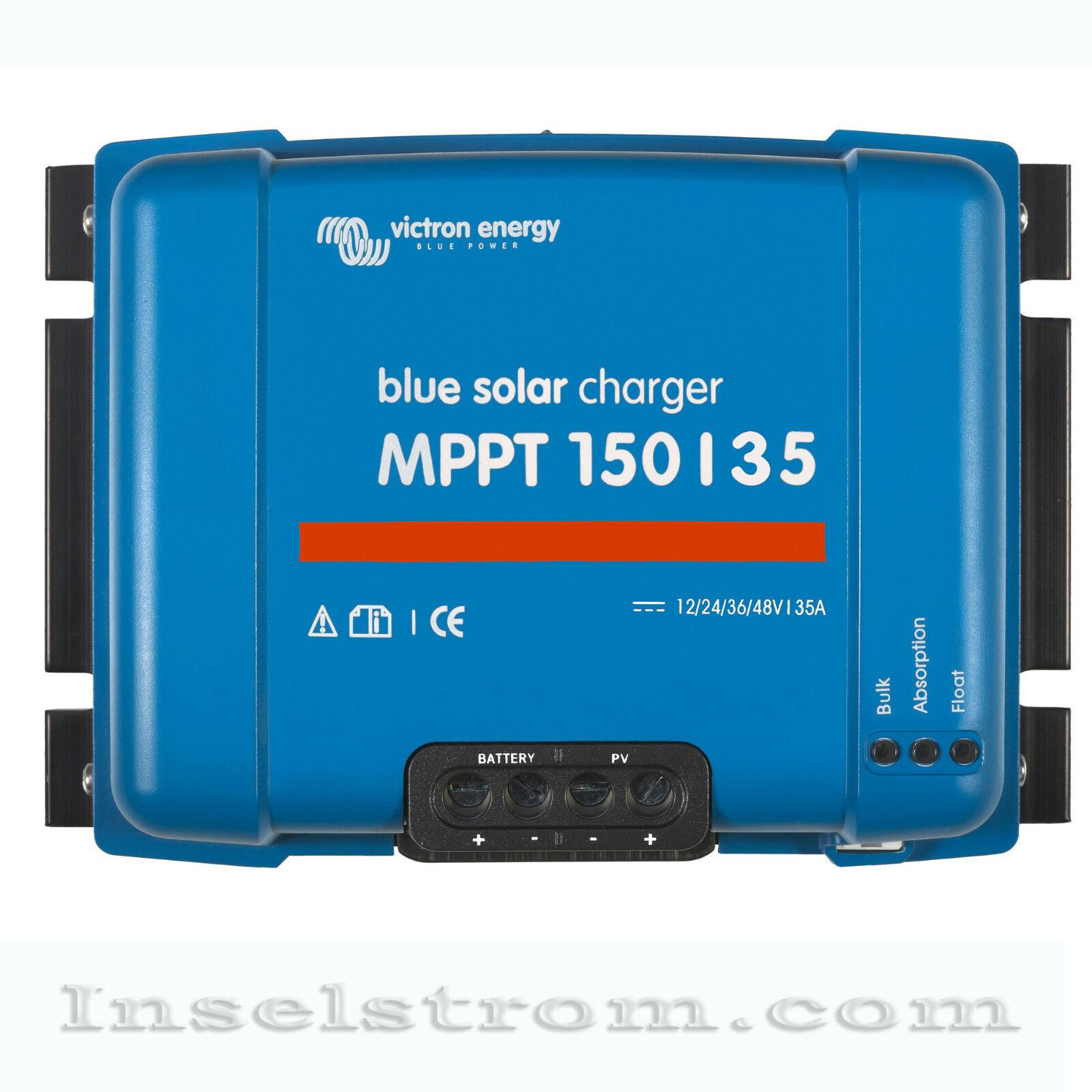 Victron BlauSolar MPPT 150/35 (12/24/48V-35A) Laderegler Solar Laderegler (12/24/48V-35A) 6675e7