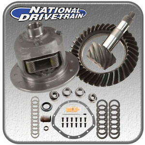 Details about RING AND PINION, TIMKEN BEARING INSTALL KIT & EATON POSI - GM  12 BOLT TRUCK 3 08