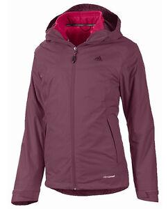 Jacke adidas® Climaproof W HT 3I1 PAD WT, Damen, lila malve