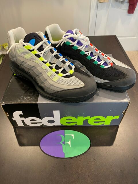 Size 10.5 - Nike Vapor Air Max 95 x RF Greedy 2018 for sale online ...