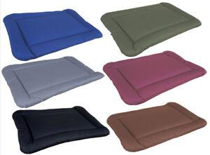 Country Dog Waterproof Rectangular Heavy Duty Cushion Pads