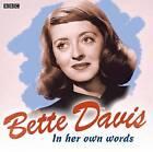 Bette Davis in Her Own Words by Bette Davis (CD-Audio, 2012)