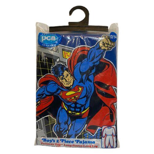 Kids Batman Costume DC Comics Superhero Child LG 12-14 NEW!