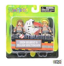 Ghostbusters 2016 Minimates Series 1 Erin Gilbert & Jillian Holtzmann
