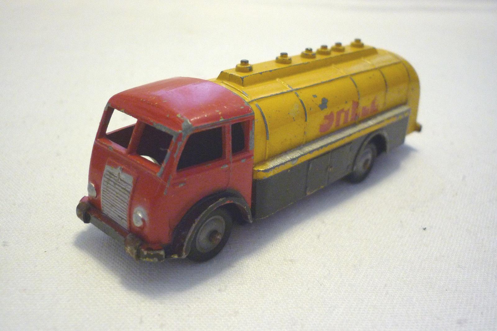 tienda de venta en línea Vintage Miniatura de Metal - Cij Jouet - - - Shell Camión Cisterna - N º Réplica -  descuento de ventas