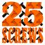"#4-40 x 1//4/"" Black Zinc Undercut Flat Head Phillips Machine Screw        65C-002"