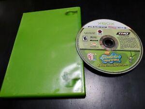 SpongeBob-SquarePants-Battle-for-Bikini-Bottom-Microsoft-Xbox-2003-DISC-ONLY
