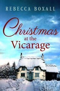 Christmas-at-the-Vicarage-Boxall-Rebecca-Used-Good-Book