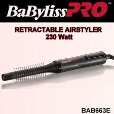 Babyliss BAB663E Warmluftbürste MAGIC STYL AIR einziehbare Borsten 18 mm, 140 W