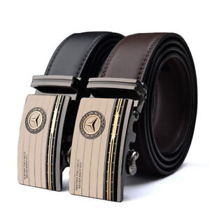 Mercedes-Benz-Belt-Men-Luxury-Leather-Belts-For-Men-Metal-Automatic-Buckle