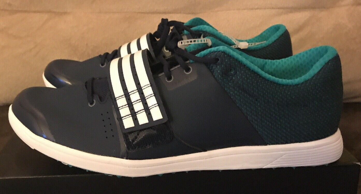 Adidas performance adizero tj / spikes pv - laufschuhe mit spikes / marine größe 12 (af5664) ffd91b