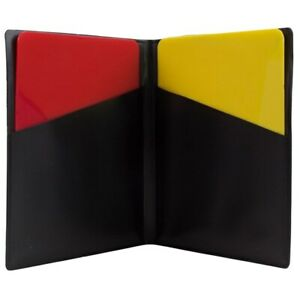 Referee-Red-and-Yellow-Card-Set-with-Carry-Pouch-New