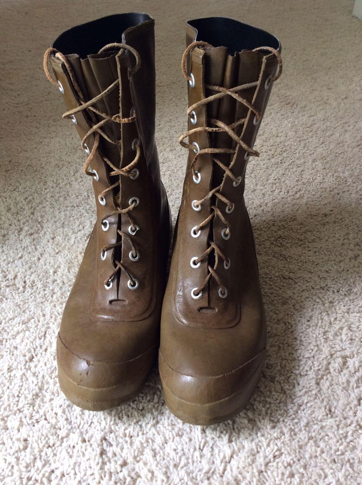 Converse tutta verde dell'esercito di degli uomini isolati di dell'esercito allacciare gli stivali a caccia di anatre 8 07897f