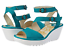 Fly-London-Yisk-Verdigris-Leather-Ankle-Strap-Wedge-Sandals-EU-36-37-39-38-40 thumbnail 5