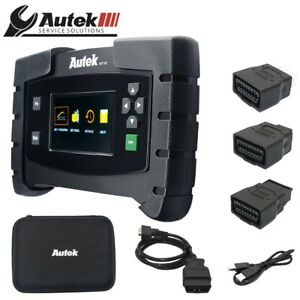 Details about AUTEK ikey820 key fob programming diagnostic tool OBD2 for  locksmith Technician