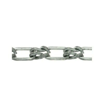 """5pc Set- Triangle Quick Link Delta Chain Link Zinc Plated 1//4/"""""""