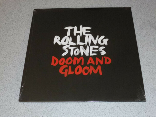 THE ROLLING STONES - Doom And Gloom - 10