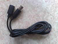 Rallonge 1.8m Pour Manette Nintendo Gamecube (gc) - Câble Extension Neuf
