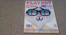 PLAYBOY SEPT 1996 UMA THURMAN PATTI McGUIRE JENNIFER ALLEN JANEANE GAROFALO