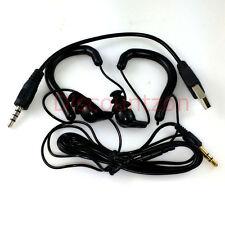Waterproof earphone/headphone + USB cable for 2GB/4GB Speedo Aquabeat MP3 Player