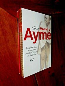 LA-PLEIADE-ALBUM-MARCEL-AYME-n-40-2001-Superbe