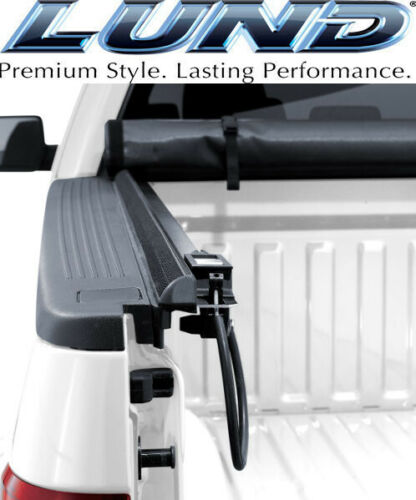 Lund 96872 Genesis Elite Roll Up Tonneau Bed Cover 2004-2016 Ford F-150 5.5/' Box