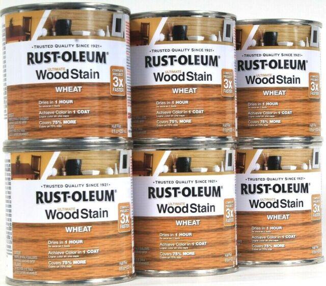 Rust Oleum Ultimate Wood Stain Wheat