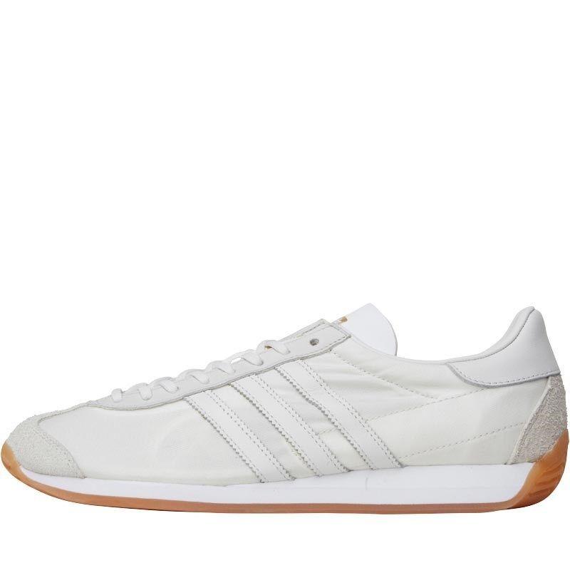 Adidas Originals Country OG Sneaker S32105 Vintage Weiß Herren Größe 47 - 48 2/3