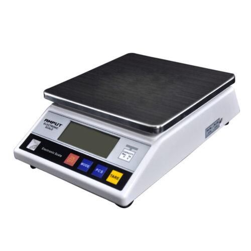 Balance de précision électronique LCD Pèse de Scale Bijoux 7500g 0,1g