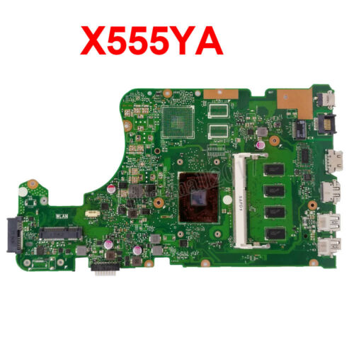 X555YA Motherboard 4G A6-7310 For ASUS X555DG X555YA X555Y Laptop Motherboard