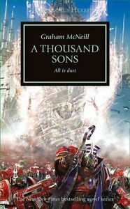 A-Thousand-Sons-by-Graham-McNeill-Paperback-softback-FREE-Shipping-Save-s