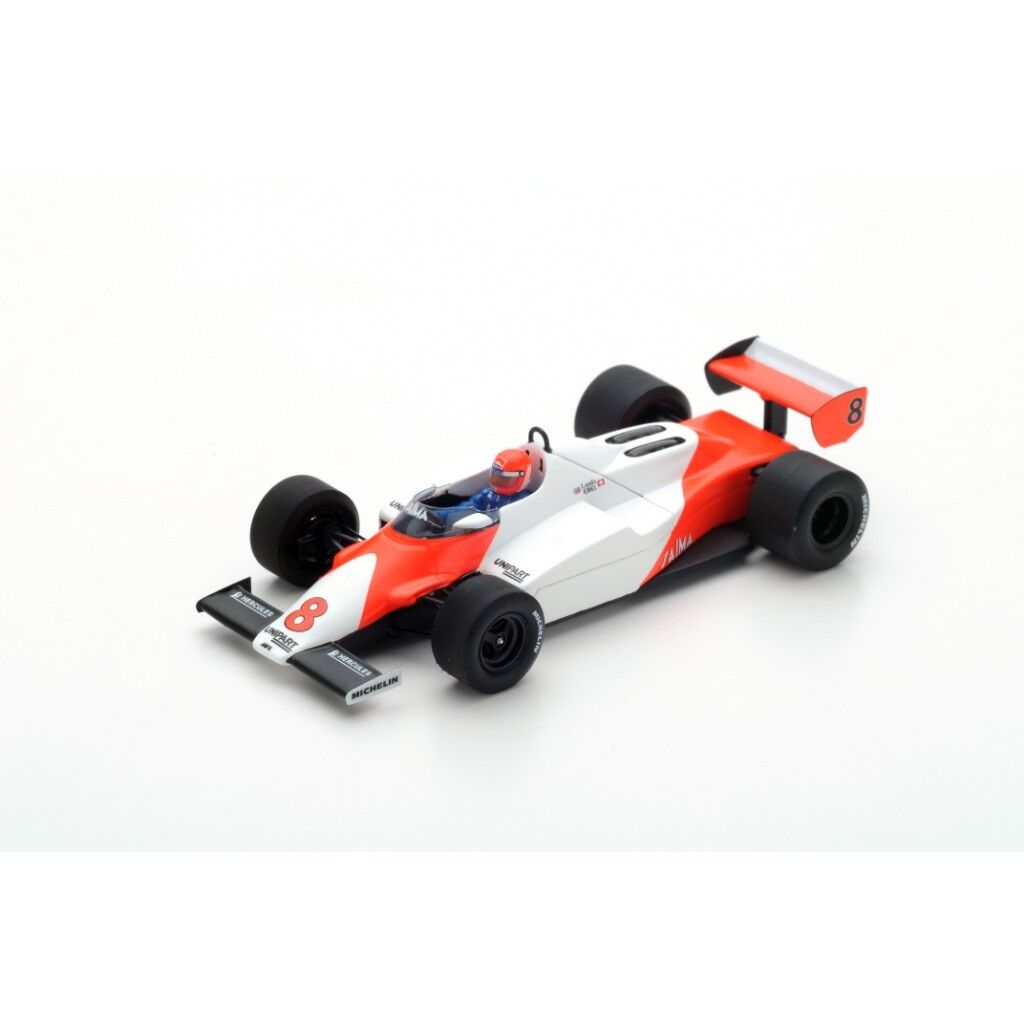 1 43 Spark Model McLaren  MP4-1C  Long plage GP USA 1983  Niki Lauda  vente en ligne