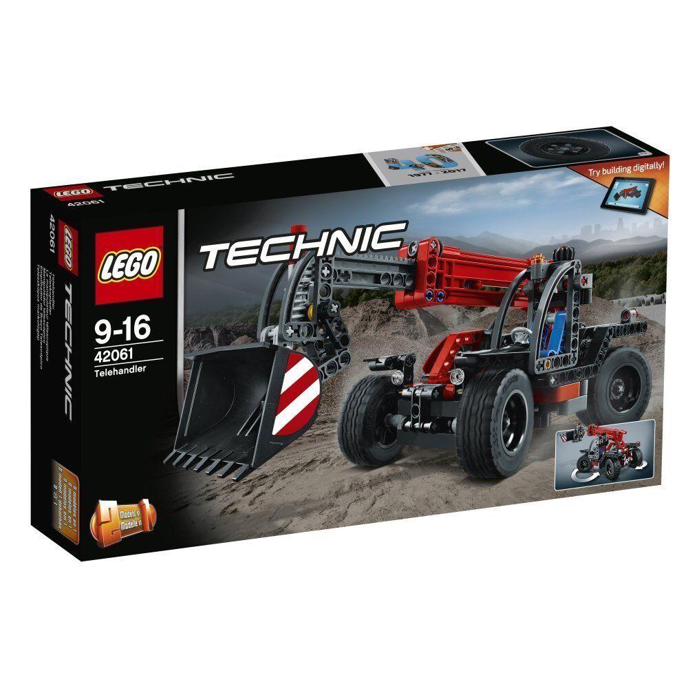 LEGO® Technic™ 42061 Teleskoplader NEU NEW OVP MISB