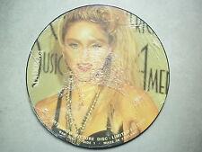 Madonna 33Tours vinyle picture disc Interview