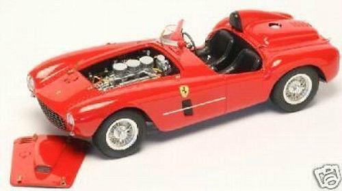 1:18 BBR FERRARI 375 Plus stradale rosso-NUOVO in scatola originale-rarità ad un prezzo speciale.