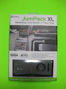 COBRA-CPP12000-JumPack-XL-Heavy-Duty-Jump-Starter-Power-Pack-BRAND-NEW