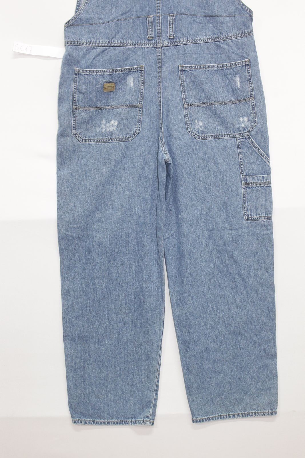 Salopette UNION BAY S617 Code S617 BAY taille M Jeans d'occassion vintage Custom 872d5b