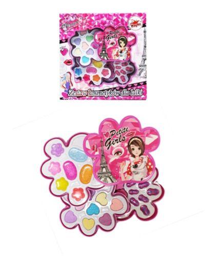 Trousse con set di ombretti e rossetti Cofanetto trucchi per bambine