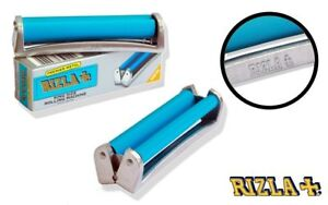 Genuine RIZLA Premium Metal Cigarette Rolling Machine King and Regular Size