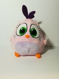 New-ANGRY-BIRDS-Pink-Hatchling-Licensed-Plush-Stuffed-Toy