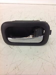 Nissan X Trail T30 01 07 O S F Front Right Interior Door Handle Ebay