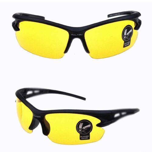 Night Driving Anti Glare Vision HD Glasses Prevention Men/'s Driver Sunglasses