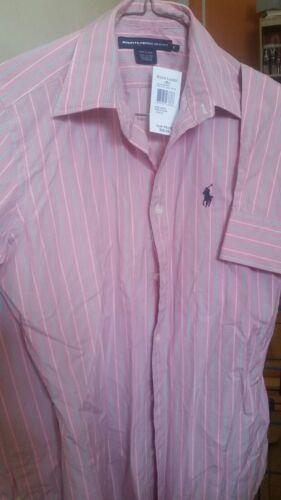 mouwen Ralph shirt lange met Nwt Lauren Sport LMpzVqSUG
