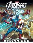 Beginnings: The Avengers by Rich Thomas, Disney Book Group Staff and Marvel Book Group Staff (2015, Hardcover)