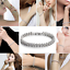 Women-925-Silver-Flower-Cuff-Bangle-Wristband-Bracelet-Wedding-Jewelry-Gift-TR thumbnail 4